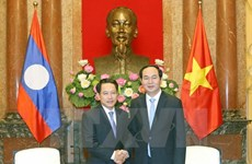 Lao media spotlights upcoming visit of Vietnamese President