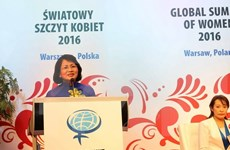 Vice President stresses women's role in stable society