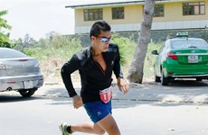 Vietnamese athlete wins Phu Quoc International Marathon