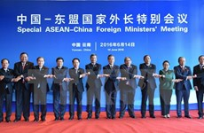 ASEAN-China relations, East Sea issue featured at special meeting