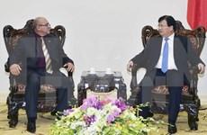 Vietnam, Cuba boost ties