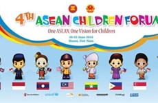 Vietnam to host ASEAN Children's forum
