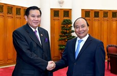 Vietnam, Thailand target 20 million USD trade in 2020