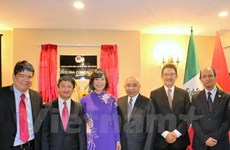 VN embassy's trade office in Mexico has new headquarters
