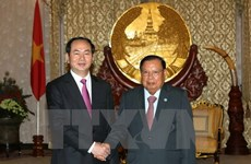 President's visits to Laos, Cambodia – a success: Deputy FM