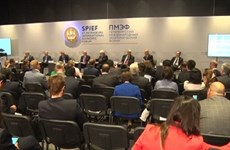 VNA attends news agencies meeting at SPIEF 2016