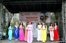 Vietnamese culture highlighted in Czech Republic