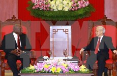 Cuba determined to strengthen special ties with Vietnam