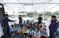 Embassy offers protection to arrested Vietnamese fishermen in Malaysia