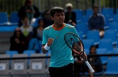 Nam jumps five places in world tennis rankings