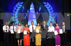 National awards honour excellent press works