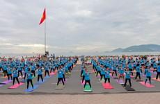 Hanoi celebrates 2nd International Yoga Day