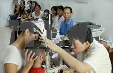 Health Ministry: Pink-eye disease spreads in localities