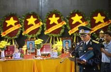 Lao PM conveys condolences over military aircraft accidents