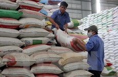 Laos to build more rice warehouses