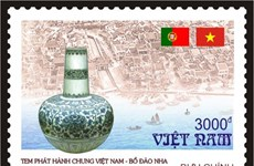 Joint issue of Vietnam-Portugal stamps released
