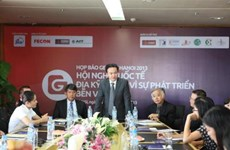 Hanoi to hold int'l conference on geotechnics