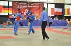 Fourth European Vovinam Championship held in Switzerland