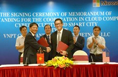 VNPT, Microsoft collaborate in IT projects