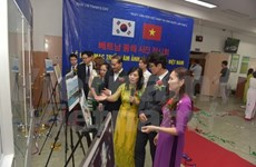 Photo exhibition on East Sea opens in Seoul