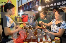 Hau Giang hosts 2016 Mekong Delta trade fair