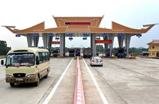 Automatic toll system delayed