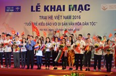Summer camp for young Vietnamese expats opens
