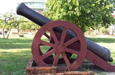 Cannons pegged as national treasure