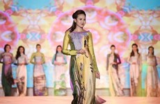 Hanoi to host Ao Dai Festival in October