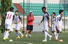 U14 Vietnam ready for AFC Football fest