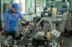 Hanoi's industrial production up 7 percent in 7 months