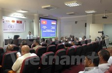 Business opportunities in Vietnam introduced to Egypt