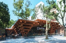 Int'l architecture awards to unique restaurant, toilet