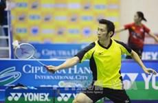 Badminton: Vietnamese players face tough rivals