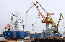 Goods through sea ports increase 13 percent