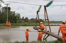 Over 4,700 power stations still face storm-caused outage