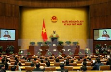 14th NA determined to act for interests of the people