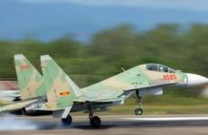 Search for Su30-MK2 military plane ends
