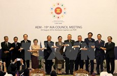 Vietnam attends ASEAN trade, investment meetings in Laos