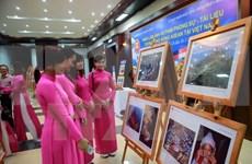"""ASEAN - Cultural Colours"" exhibition opens in Hanoi"