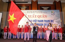 Vietnamese sports in search of medals at Olympic Games