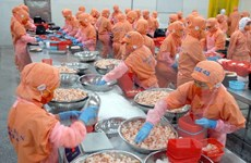 Kien Giang province eyes 1 billion USD in export turnover