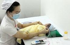 Pre-birth, newborn screening helps reduce child deformities