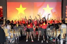 Vietnamese youths in Europe to join Paris festival