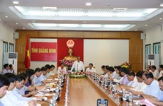 Quang Ninh asked to accelerate administrative reform