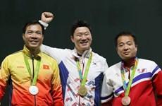Vinh brings Vietnam second medal in Rio Olympics