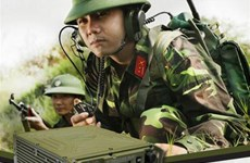 Vietnamese, Cambodian armies boost liaison information cooperation