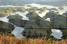"""Ta Dung - """"Ha Long Bay"""" miniature in Central Highlands"""