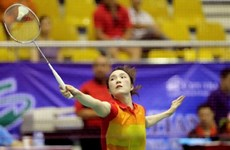 Rio 2016: Vietnamese female badminton player wins first match