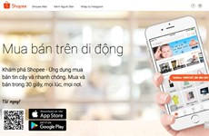 New customer shopping platform Shopee launched